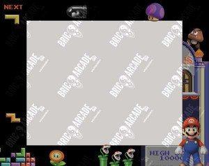 Bezel Mario Tetris