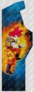 Lateral Goku