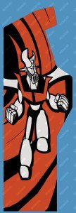 Lateral Mazinger Red