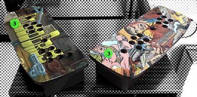 Artes en Mando arcade