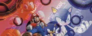 Panel de Control Mario Vs Sonic