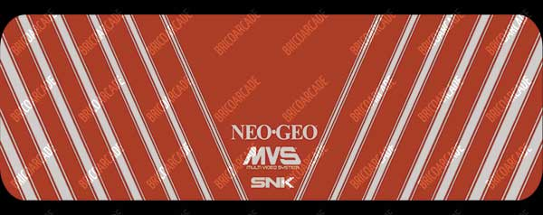 Panel de Control Neogeo