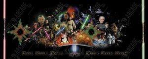 Panel de Control Star Wars