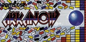 Frontal inclinado Arkanoid