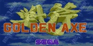 Frontal inclinado Golden Axe