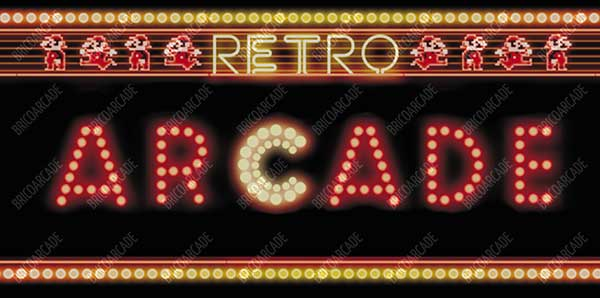 Frontal inclinado Retroarcade
