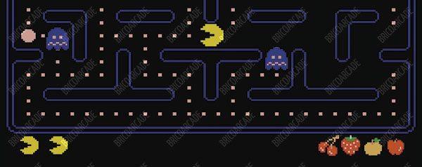 Panel de Control Pacman 2