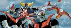 Frontal Coin Mazinger