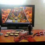 Mando arcade Goku