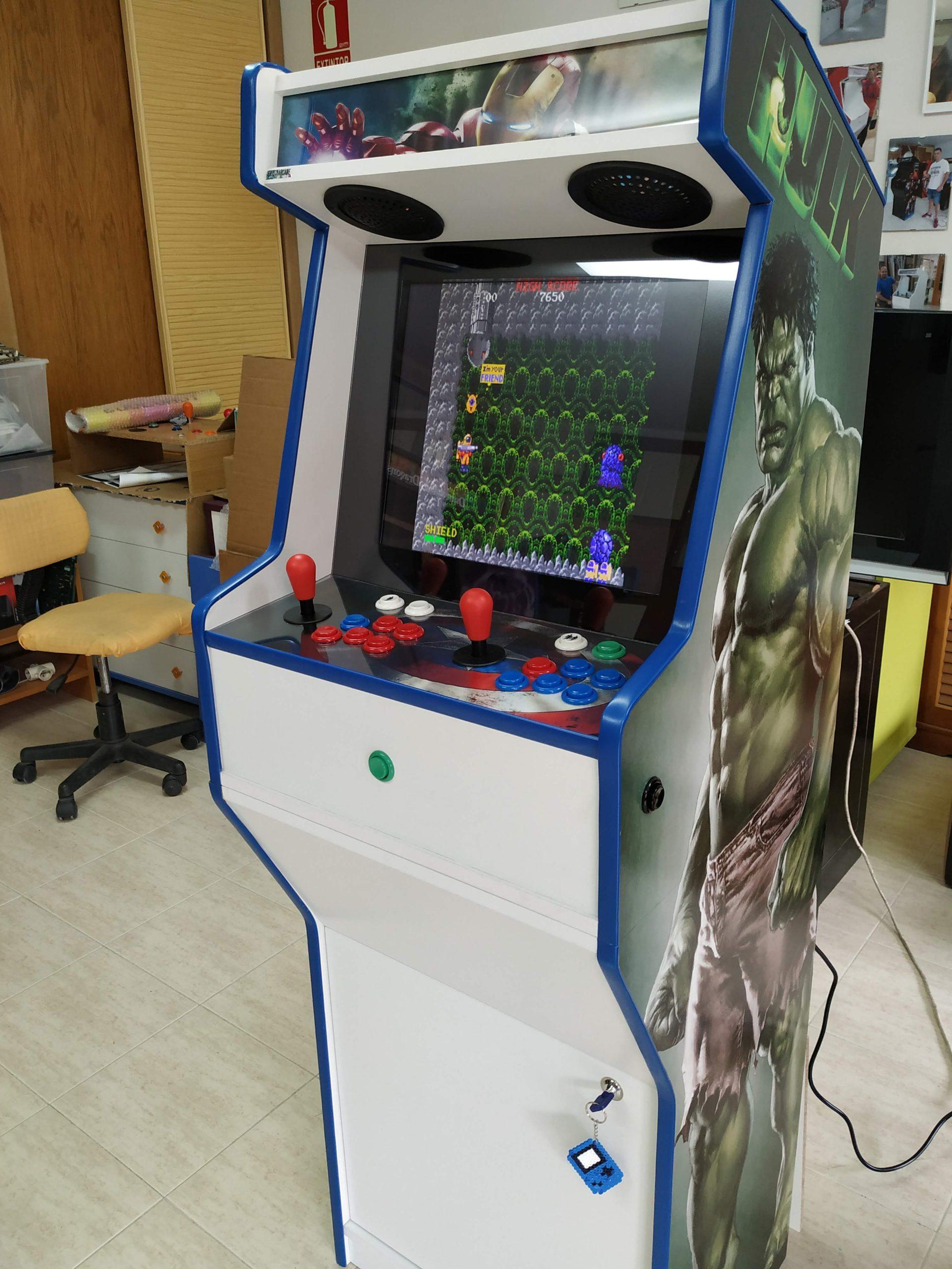 Máquina arcade Vengadores