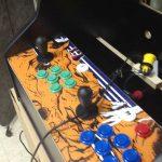 Máquina recreativa completa Invaders y clásicos arcade