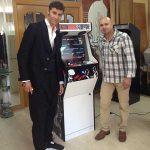La máquina arcade de Iván Helguera (@ivanhelguera1)