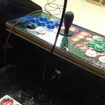 Más cables para la arcade