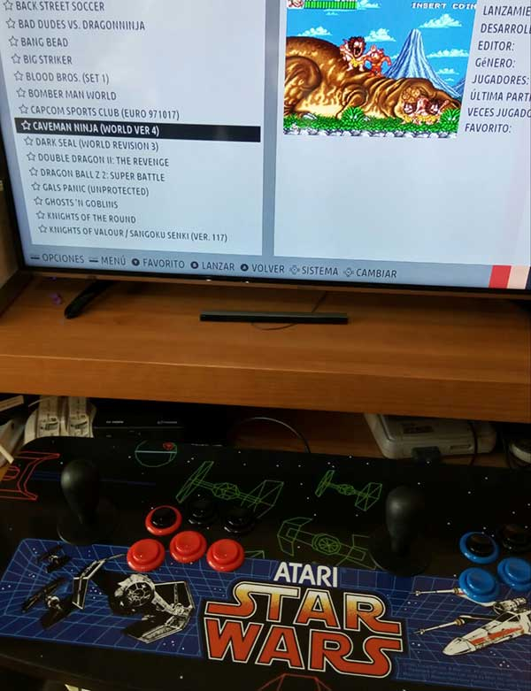 Consolas-arcade-hdmi