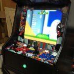Máquina arcade tributo a Mazinger Z con Raspberry