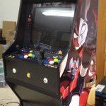 Máquina-arcade-Mazinger-Raspberry