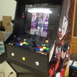 Máquina arcade tributo a Mazinger Z con Raspberry en su interior