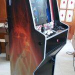 Máquina arcade tributo a Metallica