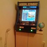 Máquina arcade Bartop basada en Mortal Kombat