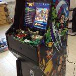 Máquina arcade reducida