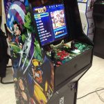 Máquina arcade multijuegos reducida