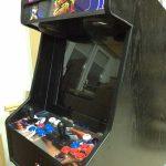 Máquina arcade Bartop motivos de Street Fighter II