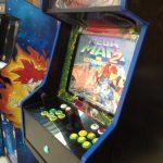 Alien Syndrome: máquina arcade completa homenaje total