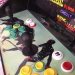 Máquina arcade para la empresa Stratio Big Data