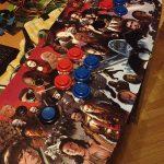 Mando arcade 2 Jugadores -> Juego de Tronos