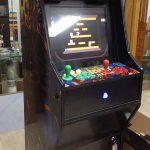 Máquina arcade homenaje a Marvel