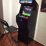 Otra máquina arcade homenaje a Marvel ;-)